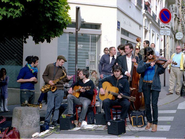 Navigate le Fête de la Musique in Paris