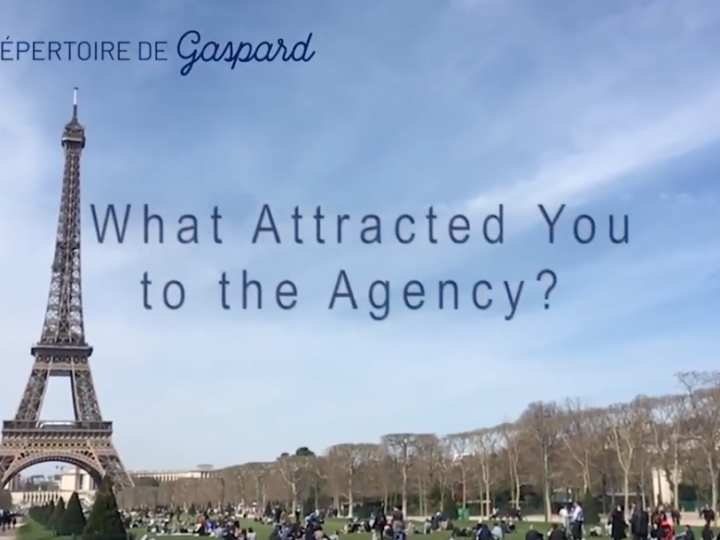 FAQ 5: What Attracted you to the Agency