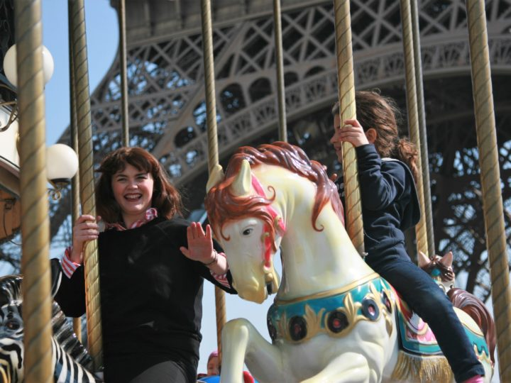Fun Things to Do in Paris with Kids:The Eiffel Tower