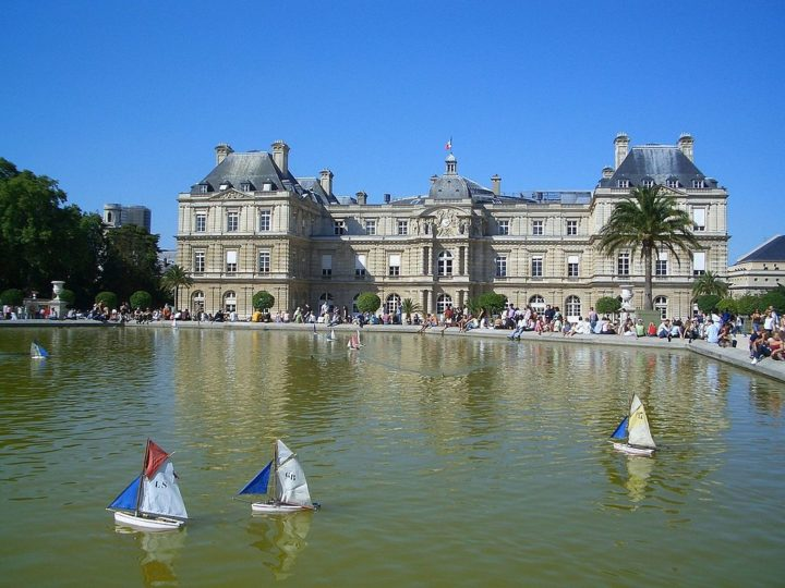 Fun Things to Do in Paris With Kids : Luxembourg Gardens