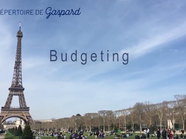 FAQ 4: Budgeting