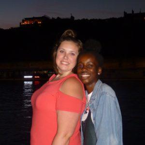ayesha and lakieshia