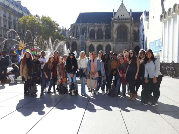 My Gap Year in Paris: Johanna's Story