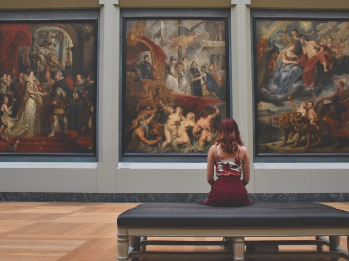Discovering Paris Through it's Museums