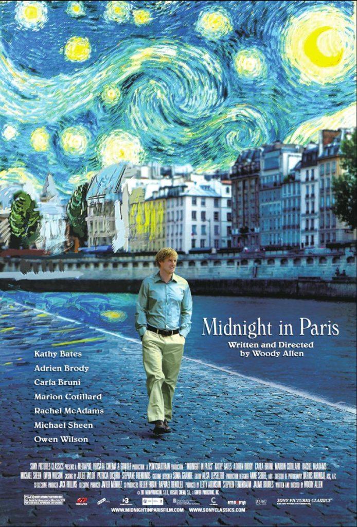 movies about Paris