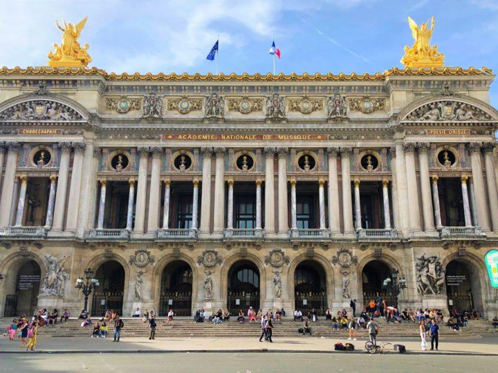 Palais Garnier: An affordable Parisian experience
