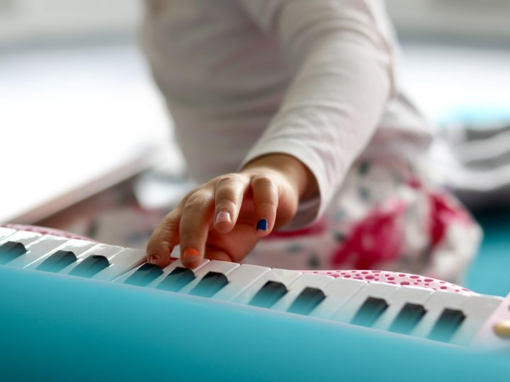 Teaching Music to Toddlers